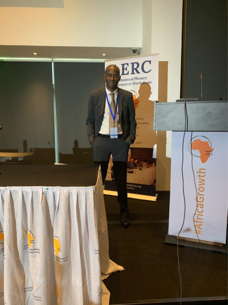 Consortium pour la recherche économique en Afrique